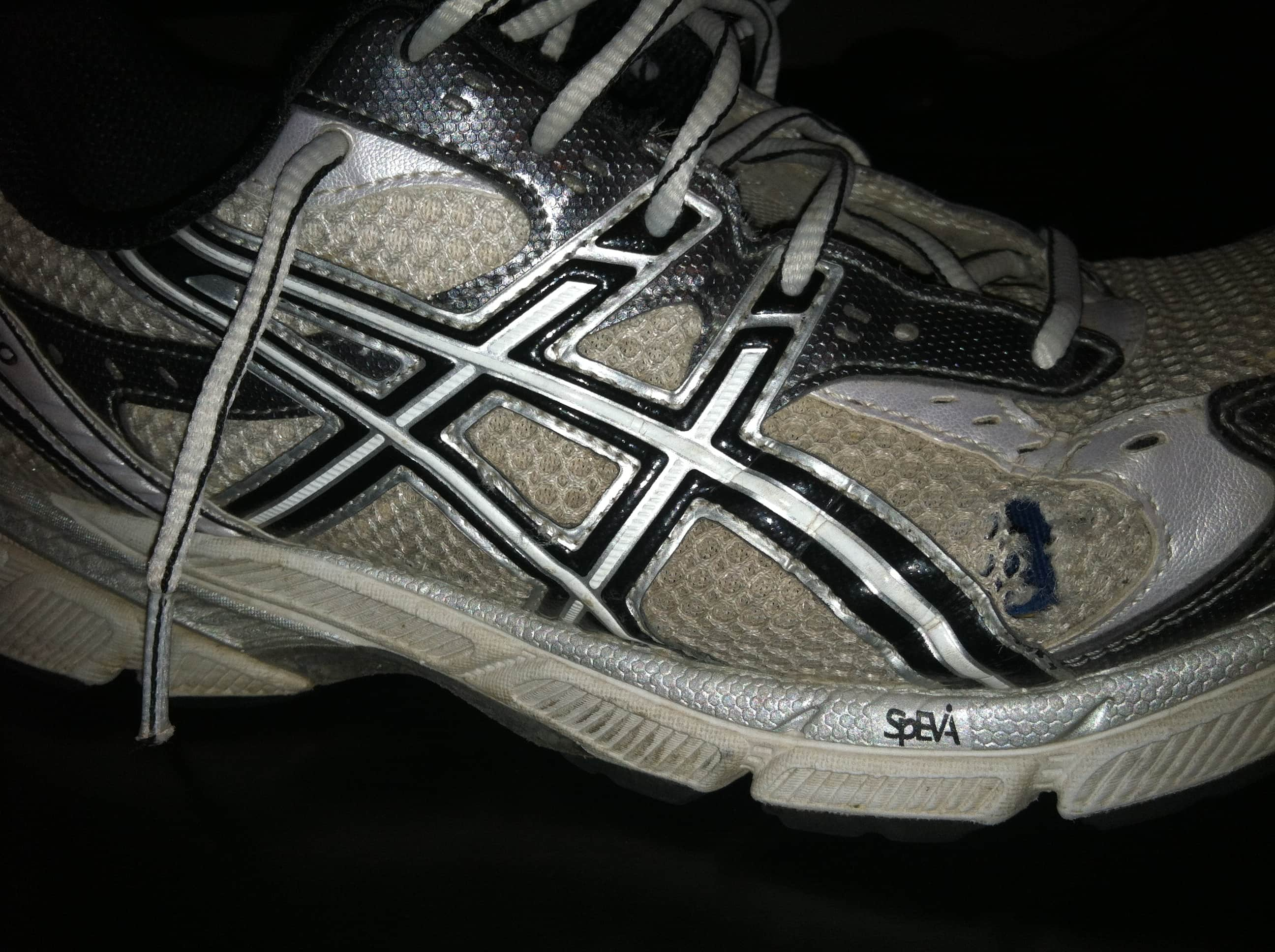 c046788ebf93b9 How to Recycle Your Old Running Shoes
