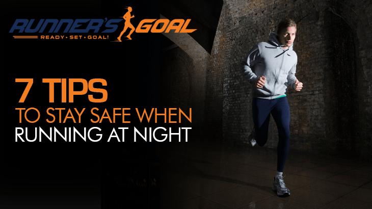 Running at Night - Safety Tips