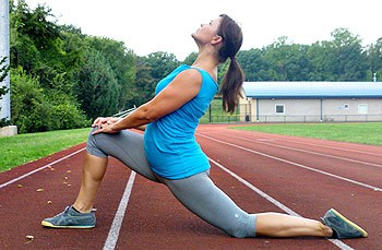 most important stretches for runners