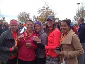 Women's Marathon Team