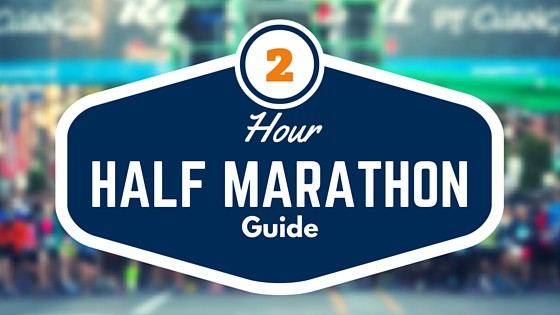 Half Marathon in Under 2 Hours