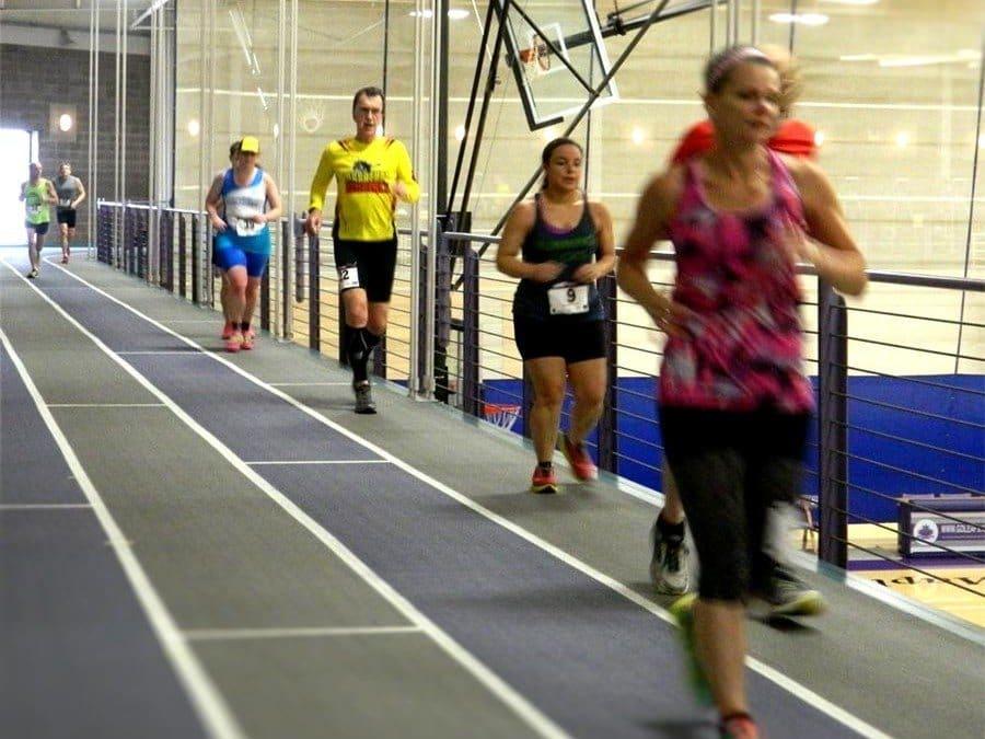 Columbus Marathon Course Race
