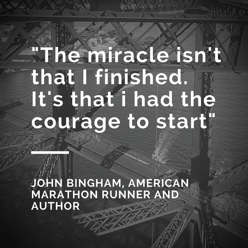 16 Inspirational Marathon Quotes to Boost Your Motivation