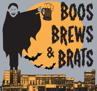 Boos, Brews and Brats