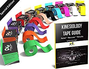 Physix Gear Sport Kinesiology Tape