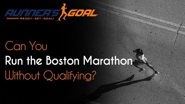 Run the Boston Marathon
