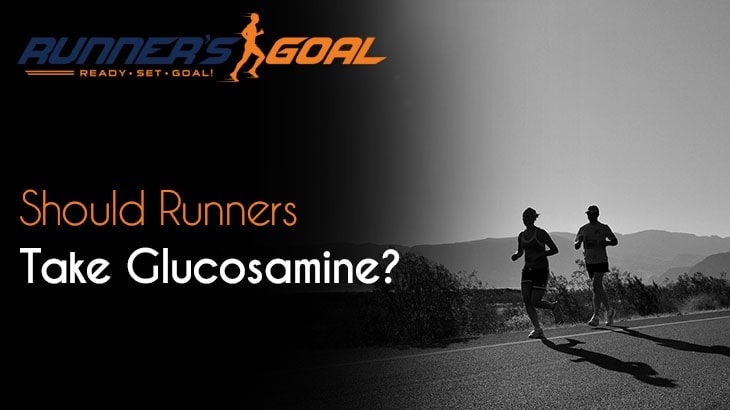 Runners Take Glucosamine