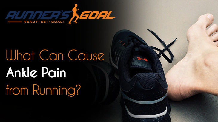 how to stop ankle pain when running