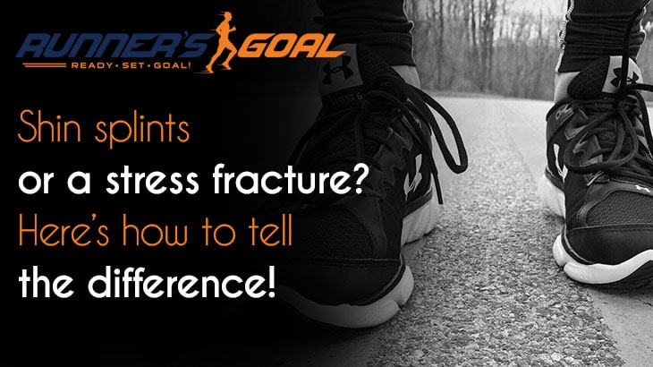 Shin Splints Vs Stress Fracture Here S How To Tell The Difference