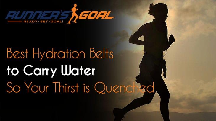 Best Hydration Belts