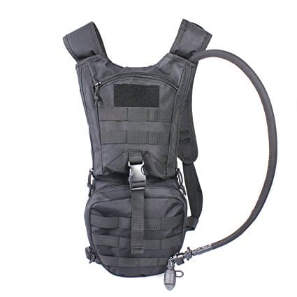 Unigear Tactical Hydration Backpack