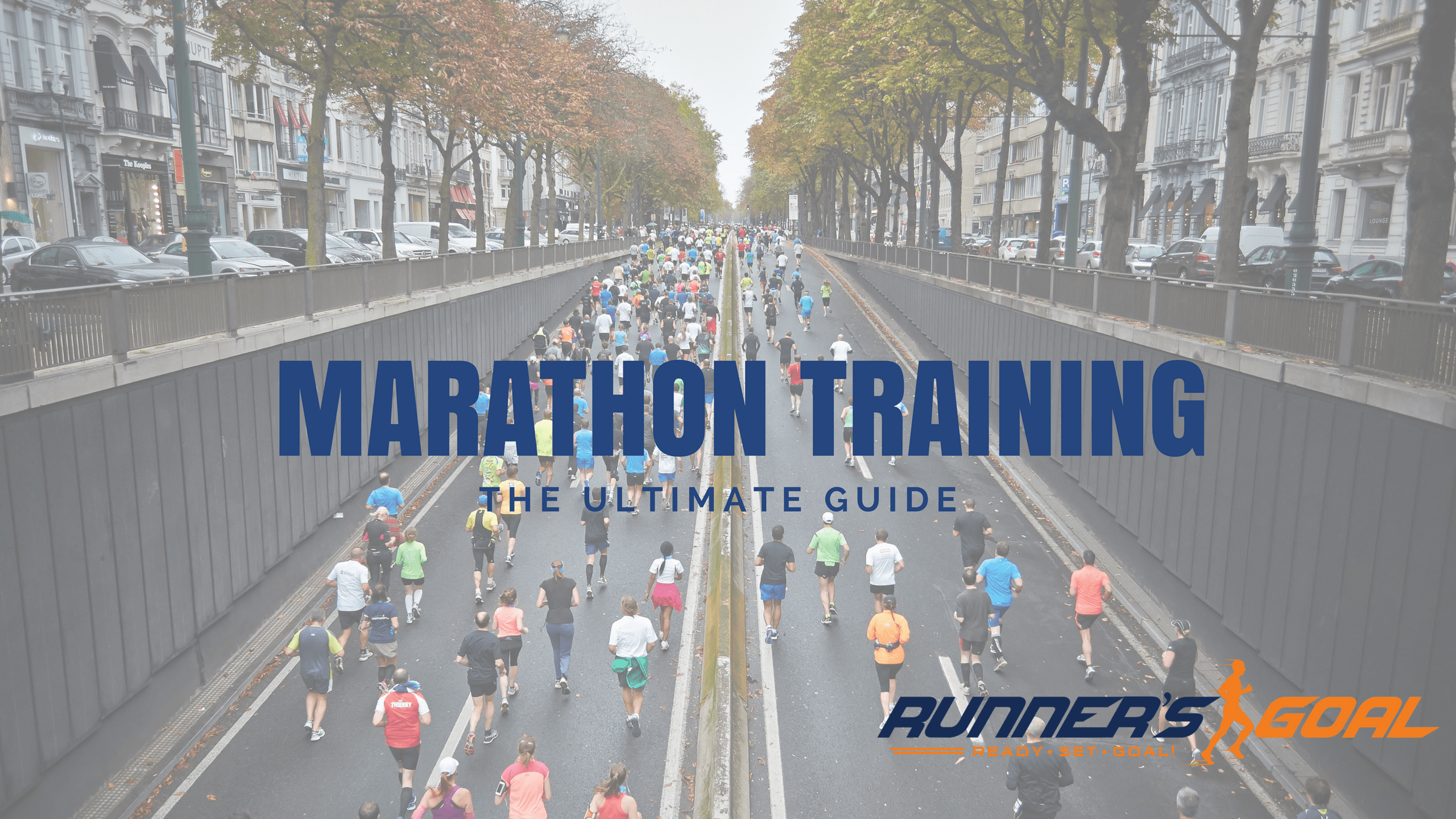 Marathon Training - How To Run A Marathon