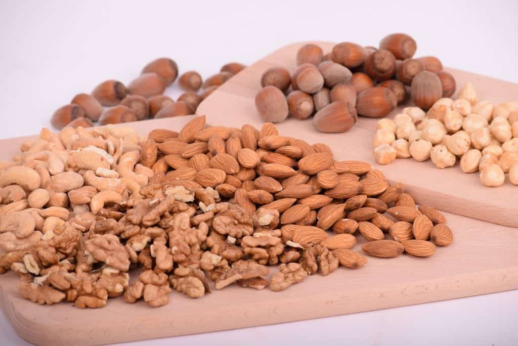 Eating Nuts For Runners